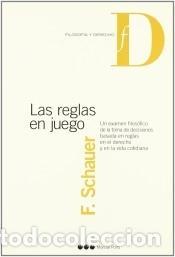 LAS REGLAS EN JUEGO (Libros Nuevos - Ciencias, Manuales y Oficios - Derecho y Economía)