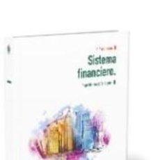 Libros: SISTEMA FINANCIERO. Lote 183916580