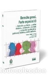 DERECHO PENAL. PARTE ESPECIAL (I) (Libros Nuevos - Ciencias, Manuales y Oficios - Derecho y Economía)