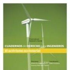 Libros: CUADERNOS DE DERECHO PARA INGENIEROS (N.º 50). Lote 188442673