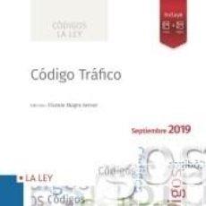 Libros: CÓDIGO TRÁFICO 2019. Lote 189557597