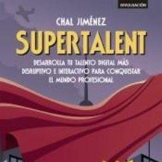 Libros: SUPERTALENT. Lote 191600900