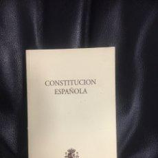 Libros: CONSTITUCIÓN ESPAÑOLA.. Lote 191842867