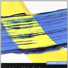 Libros: MÁS ALLÁ DE LA DIVISIÓN DEL TRABAJO (GONZÁLEZ ENCISO) EUNSA 2007. Lote 192790353