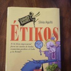 Libros: ETIKOS (SILVA AGULLO). Lote 192923592