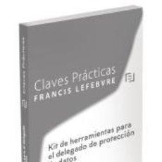 Libros: KIT DE HERRAMIENTAS PARA EL DELEGADO DE PROTECCIÓN DE DATOS. Lote 194394672