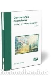 OPERACIONES FINANCIERAS. TEORÍA Y PROBLEMAS RESUELTOS (Libros Nuevos - Ciencias, Manuales y Oficios - Derecho y Economía)