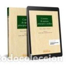 Libros: CONTRATO DE AGENCIA: PRINCIPIOS Y ANÁLISIS (PAPEL + E-BOOK). Lote 194573547