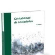 Libros: CONTABILIDAD DE SOCIEDADES. Lote 194767073
