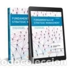 Libros: FUNDAMENTALS OF STRATEGIC MANAGEMENT. Lote 195395473
