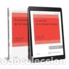 Libros: ECONOMIA DE LA UNION EUROPEA DUO. Lote 198399798