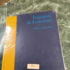 Libros: PRINCIPIOS DE ECONOMÍA-ALFRED MARSHALL- 2 TOMOS EN ESTUCHE- FUNDACIÓN ICO. EDICIÓN DE LUJO NUEVOS!!. Lote 205817510