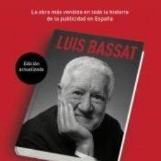 Libros: EL LIBRO ROJO DE LA PUBLICIDAD. Lote 206864677