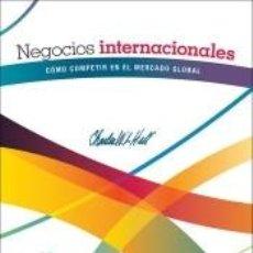 Libros: NEGOCIOS INTERNACIONALES COMO COMPETIR EN EL MERCADO GLOBAL. Lote 206864772