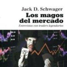 Libros: LOS MAGOS DEL MERCADO. Lote 210737694