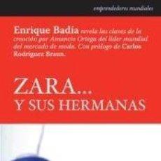 Libros: ZARA... Y SUS HERMANAS. Lote 210745435