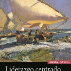 Libros: LIDERAZGO CENTRADO EN LA PERSONA (RICARDO MURCIO) EUNSA 2020. Lote 212563640