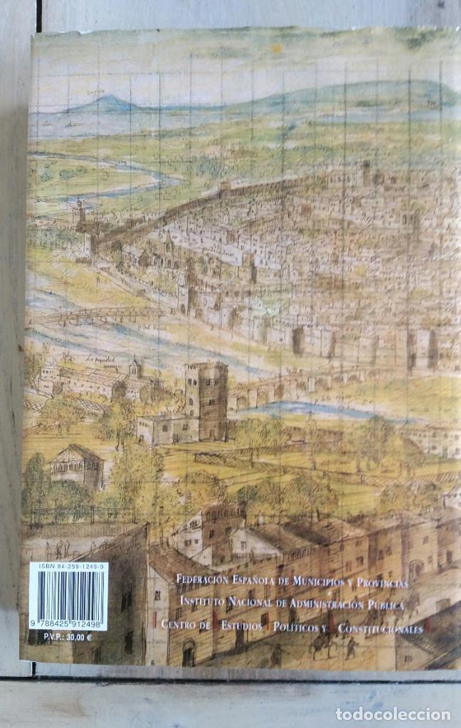 Libros: MUNICIPIOS Y PROVINCIAS - ENRIQUE ORTUÑA REBOLLO - Foto 2 - 217179862