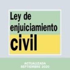 Libros: LEY DE ENJUICIAMIENTO CIVIL. Lote 217771291