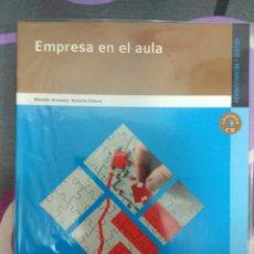 Libros: ADMINISTRACIÓN Y GESTION. EMPRESA EN EL AULA. EDITEX 2013. MATILDE ARMESTO Y ANTONIA ESTEVE. Lote 218150456