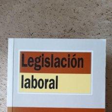 Libros: LIBRO DE LEGISLACION LABORAL.. Lote 218177641