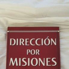 Libros: DIRECCIÓN POR MISIONES. PABLO CARDONA. Lote 218515631