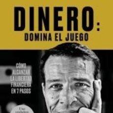Libros: DINERO: DOMINA EL JUEGO. Lote 218700723