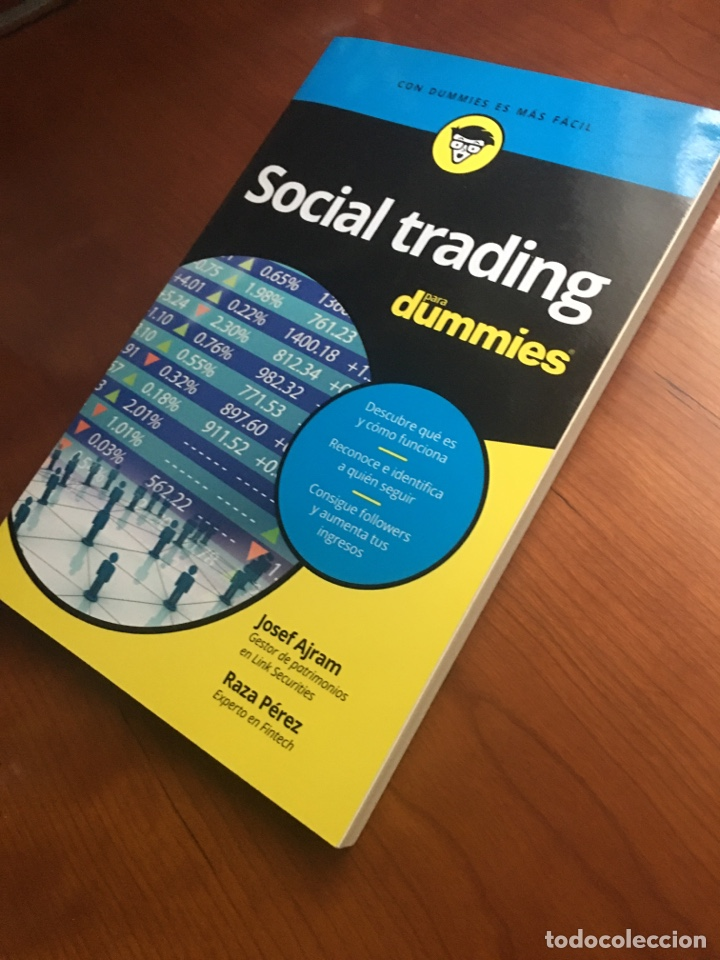 Libros: SOCIAL TRADING para dummies. Josef Ajram y Raza Pérez - Foto 3 - 220453451