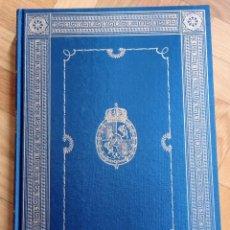 Livros: CONSTITUCION POLITICA DE LA MONARQUIA ESPAÑOLA. CADIZ 1812 EDITORIAL: ED. GUILLERMO BLAZQUEZ/ BBVA. Lote 220663075