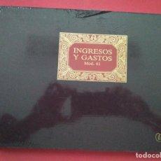 Libros: LIBRO MIGUELRIUS MOD.61 INGRESOS Y GASTOS. Lote 222247591