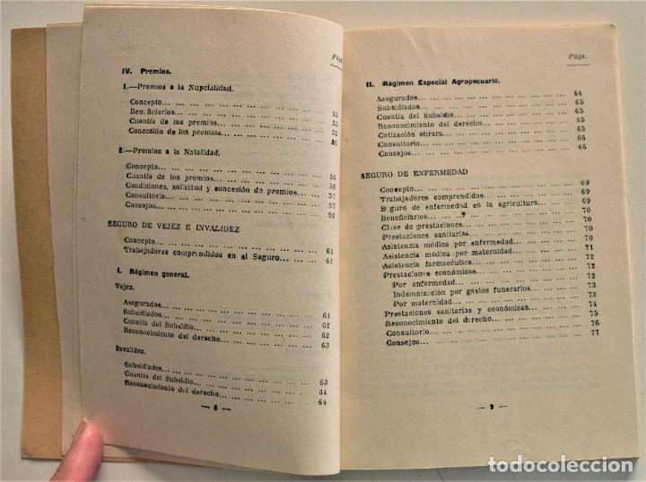 Libros: LOTE CUATRO PUBLICACIONES ESCUELA SINDICAL DE LA F.E.T. Y DE LAS J.ON.S. AÑOS 50 - VER RELACIÓN - Foto 10 - 225207857