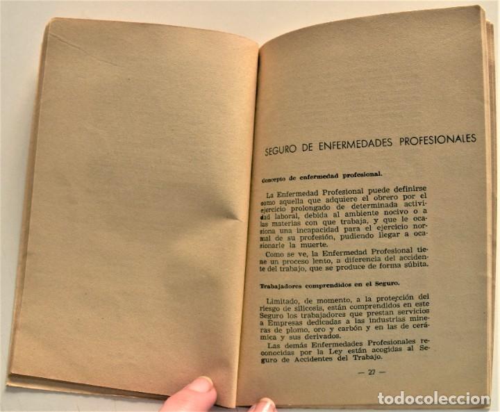 Libros: LOTE CUATRO PUBLICACIONES ESCUELA SINDICAL DE LA F.E.T. Y DE LAS J.ON.S. AÑOS 50 - VER RELACIÓN - Foto 24 - 225207857