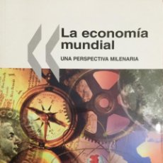 Libros: LA ECONOMÍA MUNDIAL. UNA PERSPECTIVA MILENARIA. NUEVO. Lote 228125085