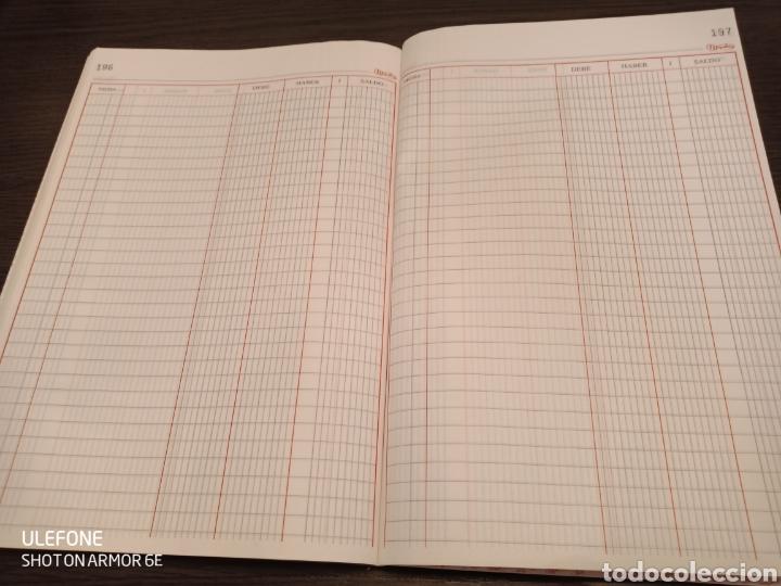 Libros: Antiguo Libro Contabilidad MIQUELRIUS - Foto 5 - 231422315
