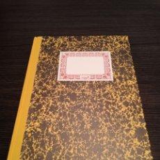 Libros: ANTIGUO LIBRO BALANCE CONTABILIDAD DOHE. Lote 232081590