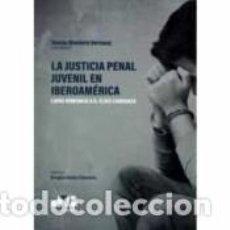 Libros: JUSTICIA PENAL JUVENIL EN IBEROAMERICA LIBRO HOMENAJE ELIAS. Lote 233528950