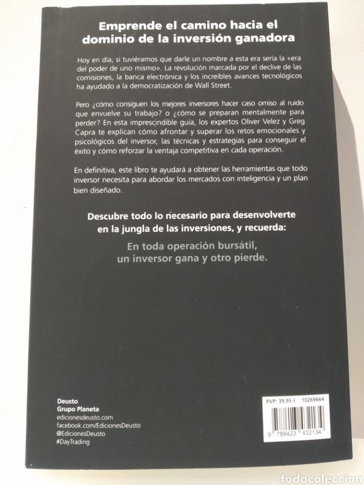 Libros: Oliver Velezy Greg capra. Day trading: Negociación intradía: estrategias y tácticas. - Foto 2 - 233776495
