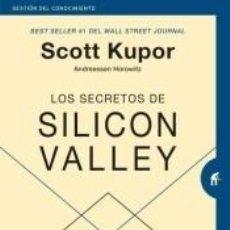 Libros: LOS SECRETOS DE SILICON VALLEY. Lote 234310345
