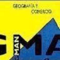 Libros: GEOGRAFÍA Y COMERCIO. Lote 234316915