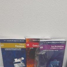 Libros: COLECCION MANAGEMENT DEUSTO 9 TITULOS. Lote 234769960