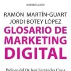 Libros: GLOSARIO DE MARKETING DIGITAL. Lote 235642640