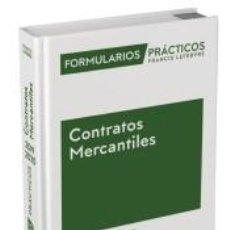 Libros: FORMULARIOS PRÁCTICOS CONTRATOS MERCANTILES 2019-2020. Lote 236153965