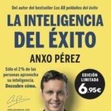 Libros: LA INTELIGENCIA DEL ÉXITO. Lote 236317760