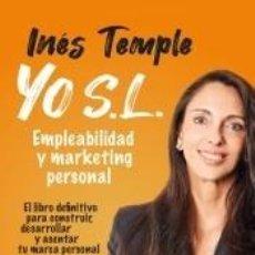 Libros: YO S.L.. Lote 237452855