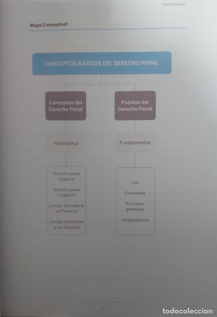 Libros: DERECHO PENAL (DEL CURSO DE DETECTIVE PRIVADO. AÑO 2020] - Foto 4 - 237492740