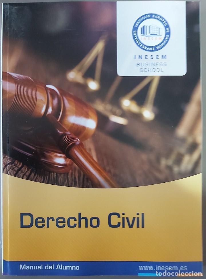 DERECHO CIVIL (DEL CURSO DE DETECTIVE PRIVADO. AÑO 2020] (Libros Nuevos - Ciencias, Manuales y Oficios - Derecho y Economía)