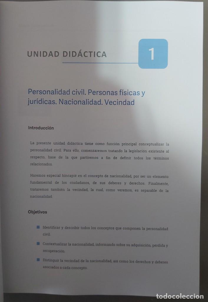 Libros: DERECHO CIVIL (DEL CURSO DE DETECTIVE PRIVADO. AÑO 2020] - Foto 3 - 237494390