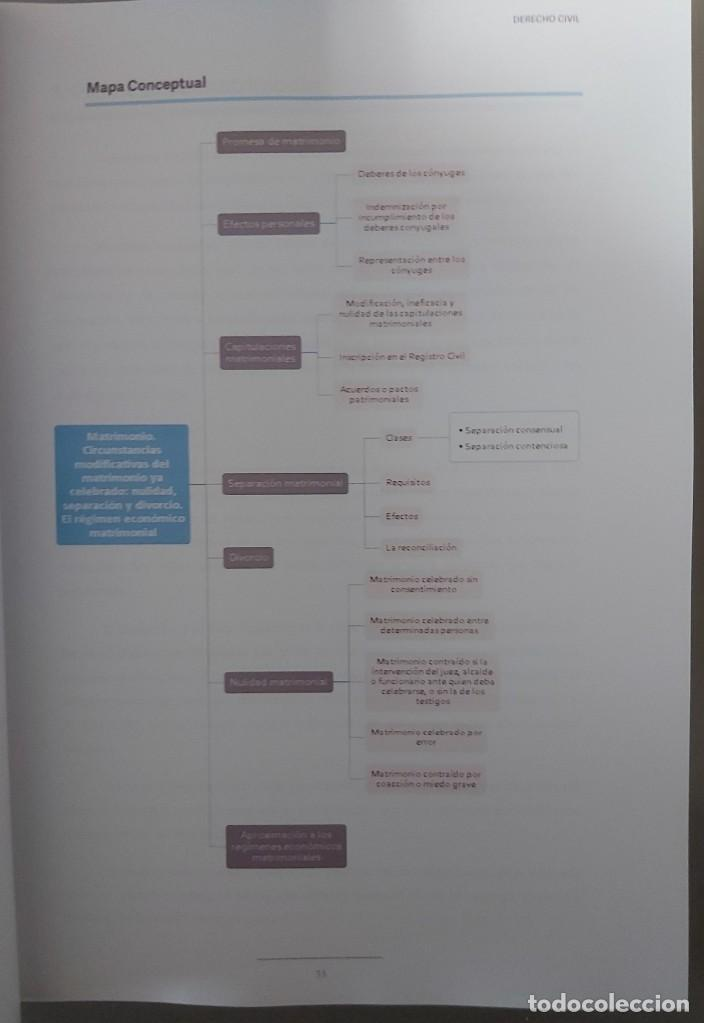 Libros: DERECHO CIVIL (DEL CURSO DE DETECTIVE PRIVADO. AÑO 2020] - Foto 5 - 237494390