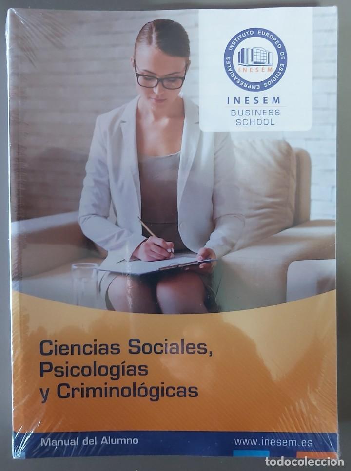 CIENCIAS CRIMINOLÓGICAS, SEG. PRIVADA Y OTROS (DEL CURSO DE DETECTIVE PRIVADO. AÑO 2020] (Libros Nuevos - Ciencias, Manuales y Oficios - Derecho y Economía)