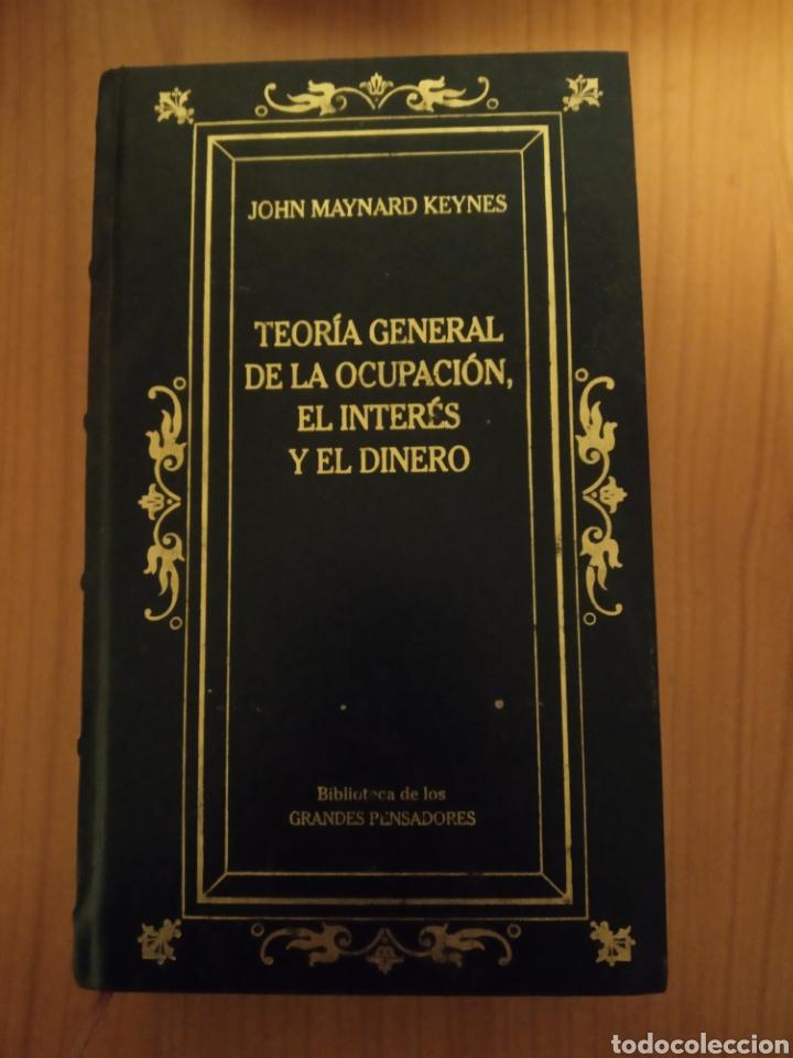 TEORÍA GENERAL DE LA OCUPACIÓN, EL INTERÉS Y EL DINERO, KEYNES. (Libros Nuevos - Ciencias, Manuales y Oficios - Derecho y Economía)